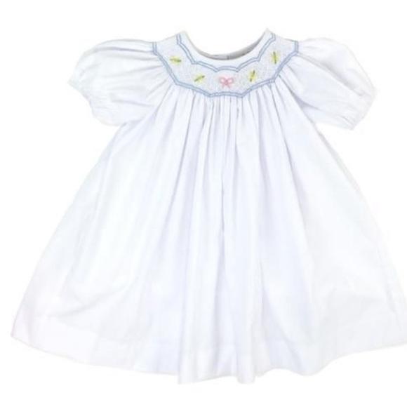9ec6cb107e Beaufort Bonnet Dresses   Sandy Smocked Dress 1218 Mos   Poshmark